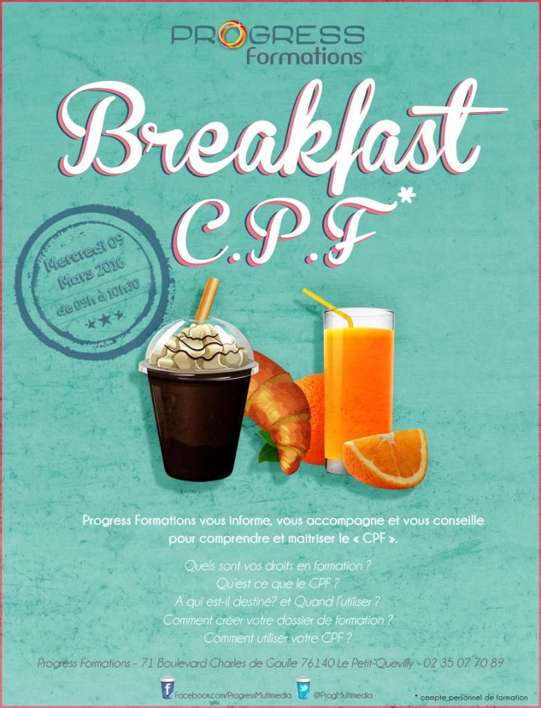 flyer breakfast